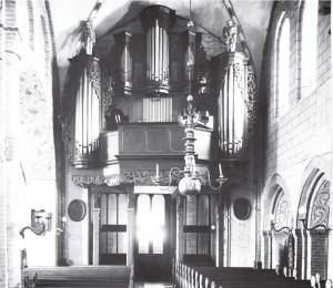 Die Möllner Scherer-Bünting Orgel um 1896